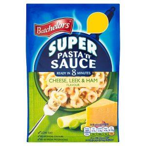 Batchelors Super Pasta 'n' Sauce Cheese, Leek & Ham