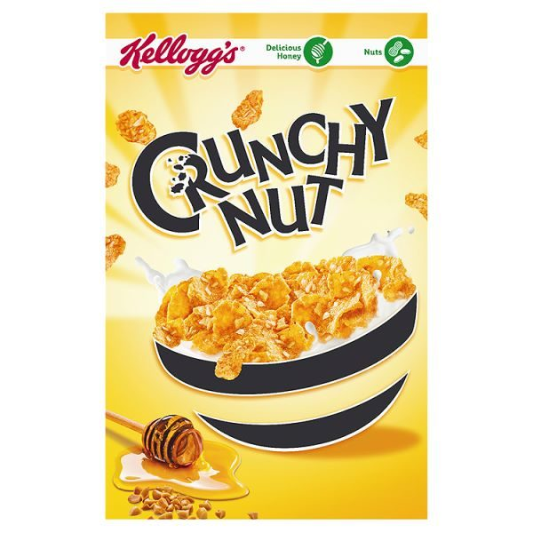 Kelloggs Crunchy Nut Cereal