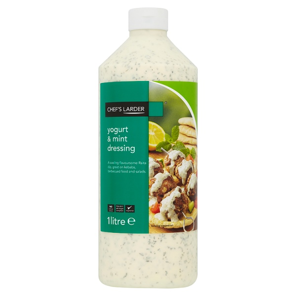 Chef's Larder Yogurt & Mint Dressing