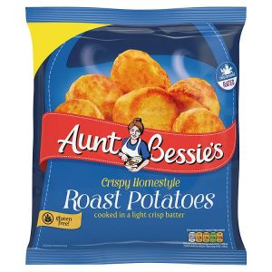 Aunt Bessie's Crispy Homestyle Roast Potatoes