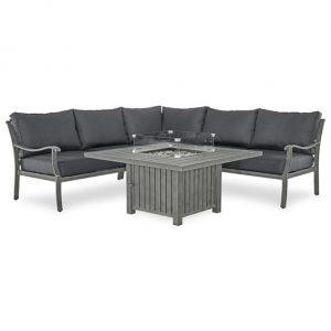 Fireglow Corner Sofa Set