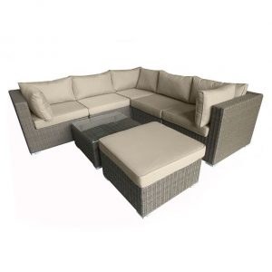 Nova Heritage Chelsea Corner Sofa Set - Willow