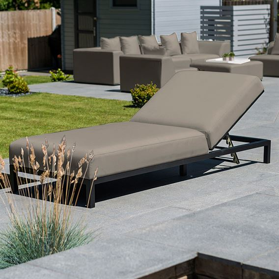Sunny Lounger - Taupe