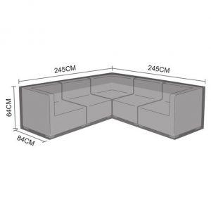 Cover For Chelsea Corner Sofa Set