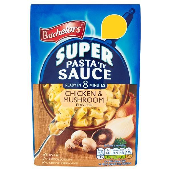 Batchelors Pasta 'n' Sauce Chicken & Mushroom