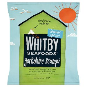 Whitby Yorkshire Scampi