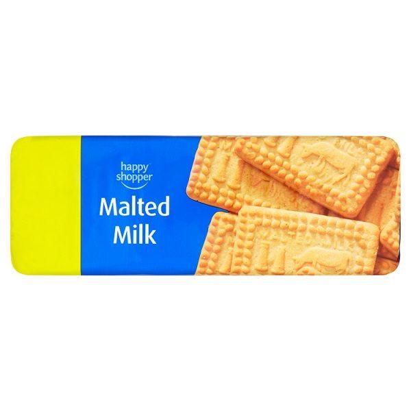 Happy Shopper Malted Milk Biscuits