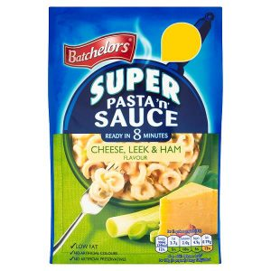 Batchelors Super Pasta 'n' Sauce Cheese, Leek & Ham
