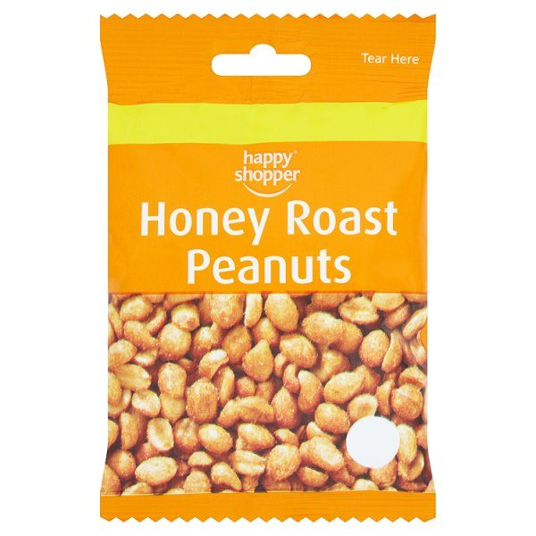 Happy Shopper Honey Roast Peanuts