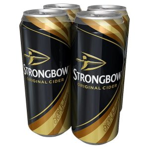 Strongbow Original 24 x 500ml cans