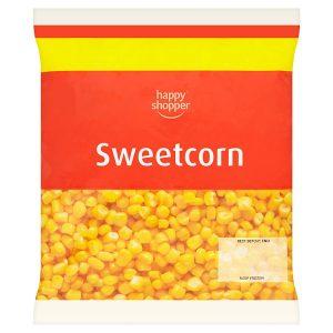 Sweetcorn kernals